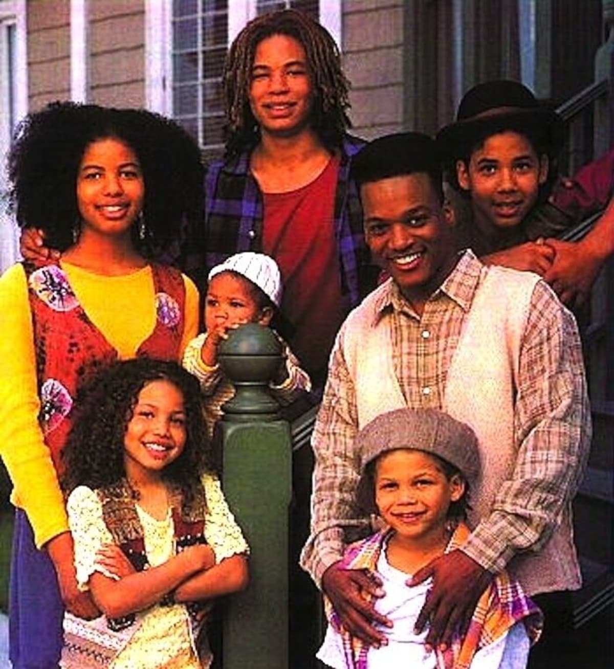 Remember When Jurnee Smollett Bell And Her Entire Family