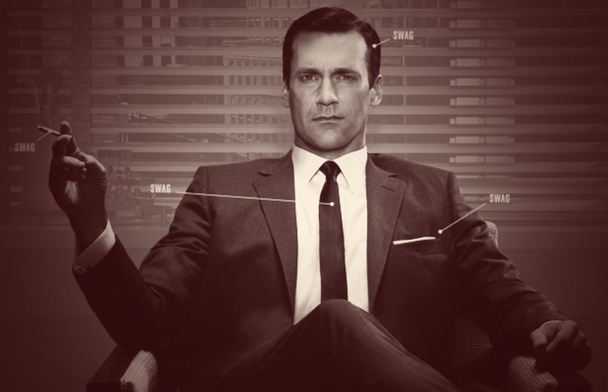 10 Steps To Get Don Draper S Swag Complex
