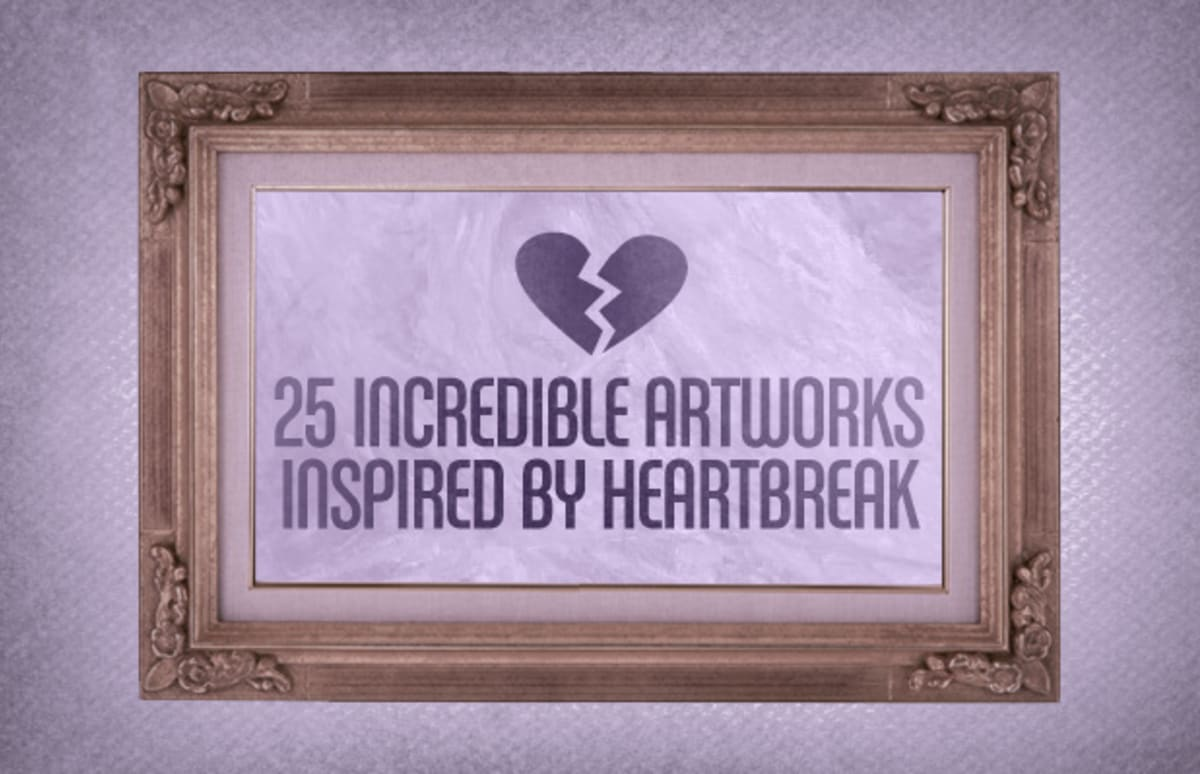 25 Incredible Artworks Inspired By Heartbreak Complex