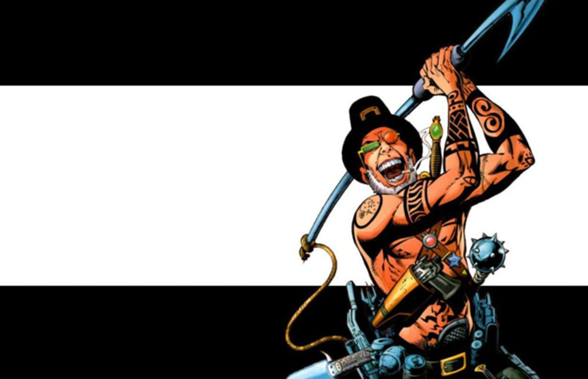 A Complex History of Tattooed Comic Book Characters | Complex