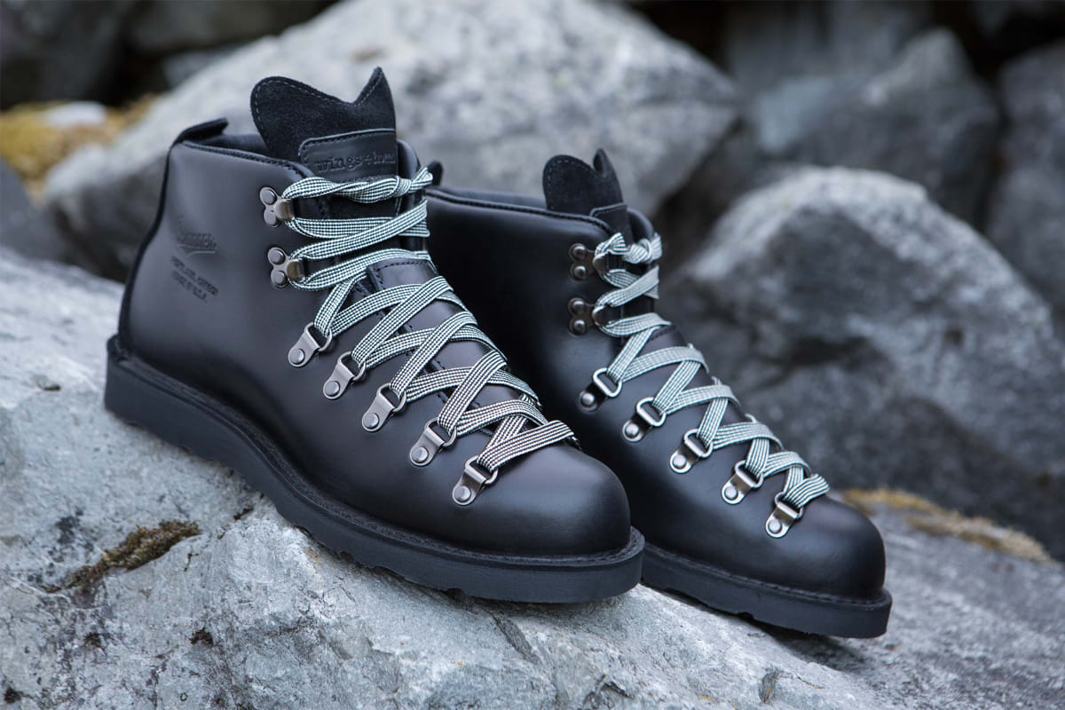 Danner And Wings Horns Collaborate On Mountain Light