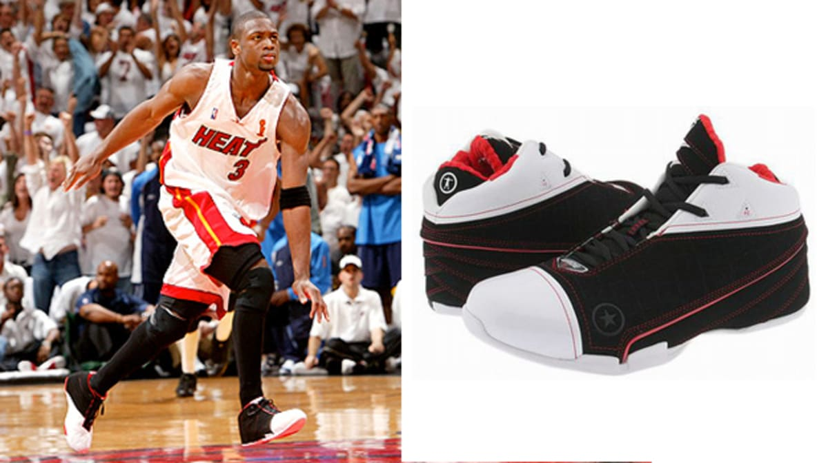Today in Performance Sneaker History: Dwyane Wade Pushes Heat Towards First Title in the ...