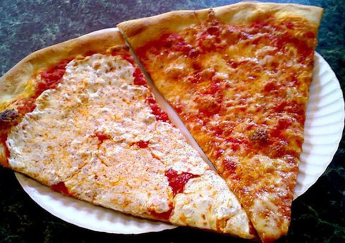 Map Shows Where Majority of America's Pizza Is Located ...