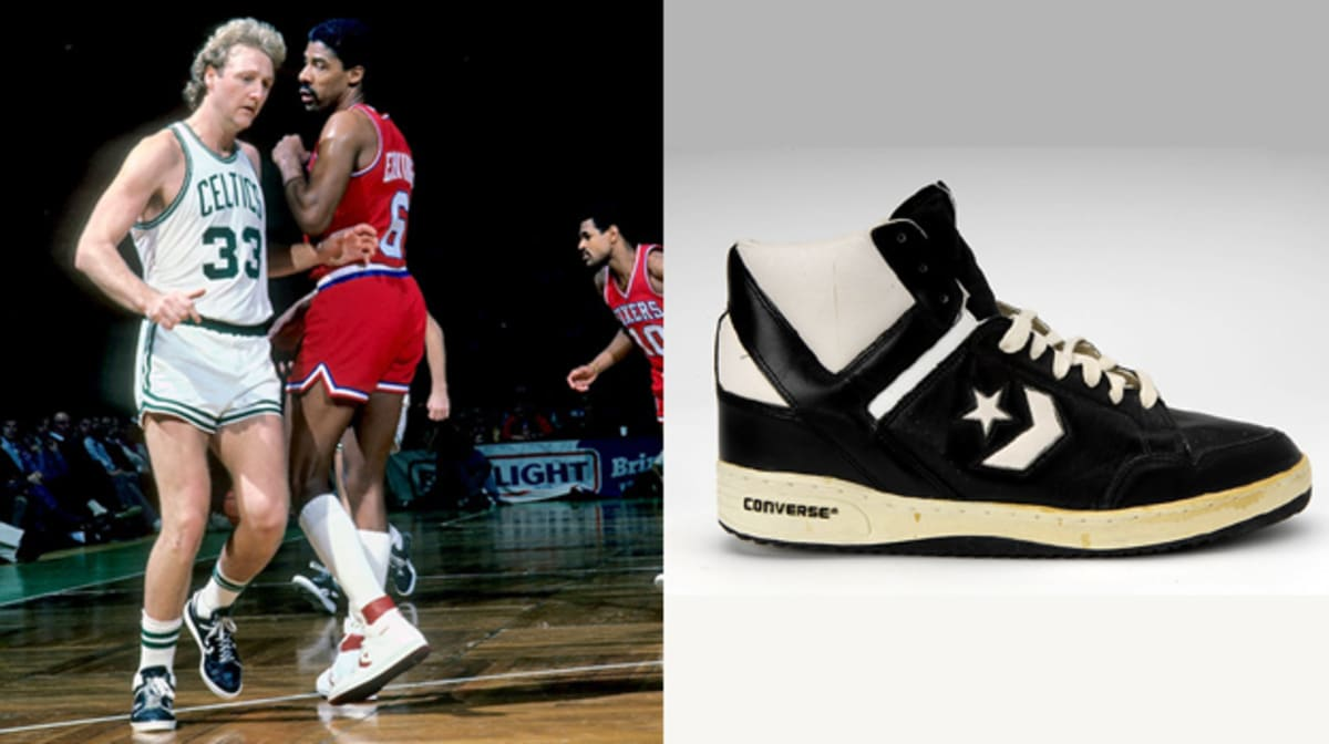 History Of Converse Basketball Shoes