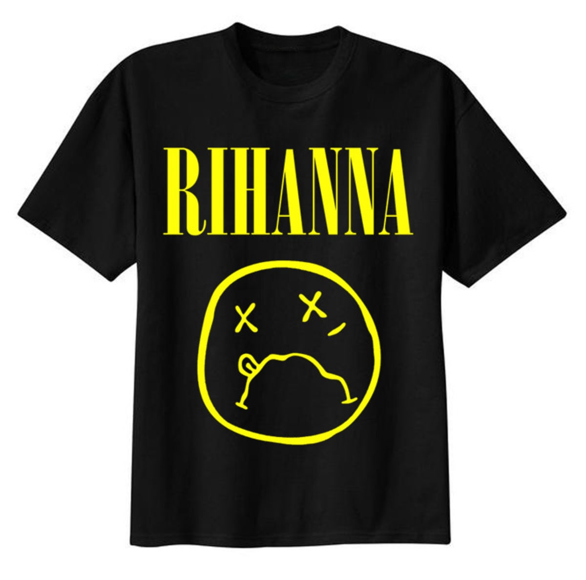 This t shirt depicts another unlikely rihanna collaboration complex gumiabroncs Images