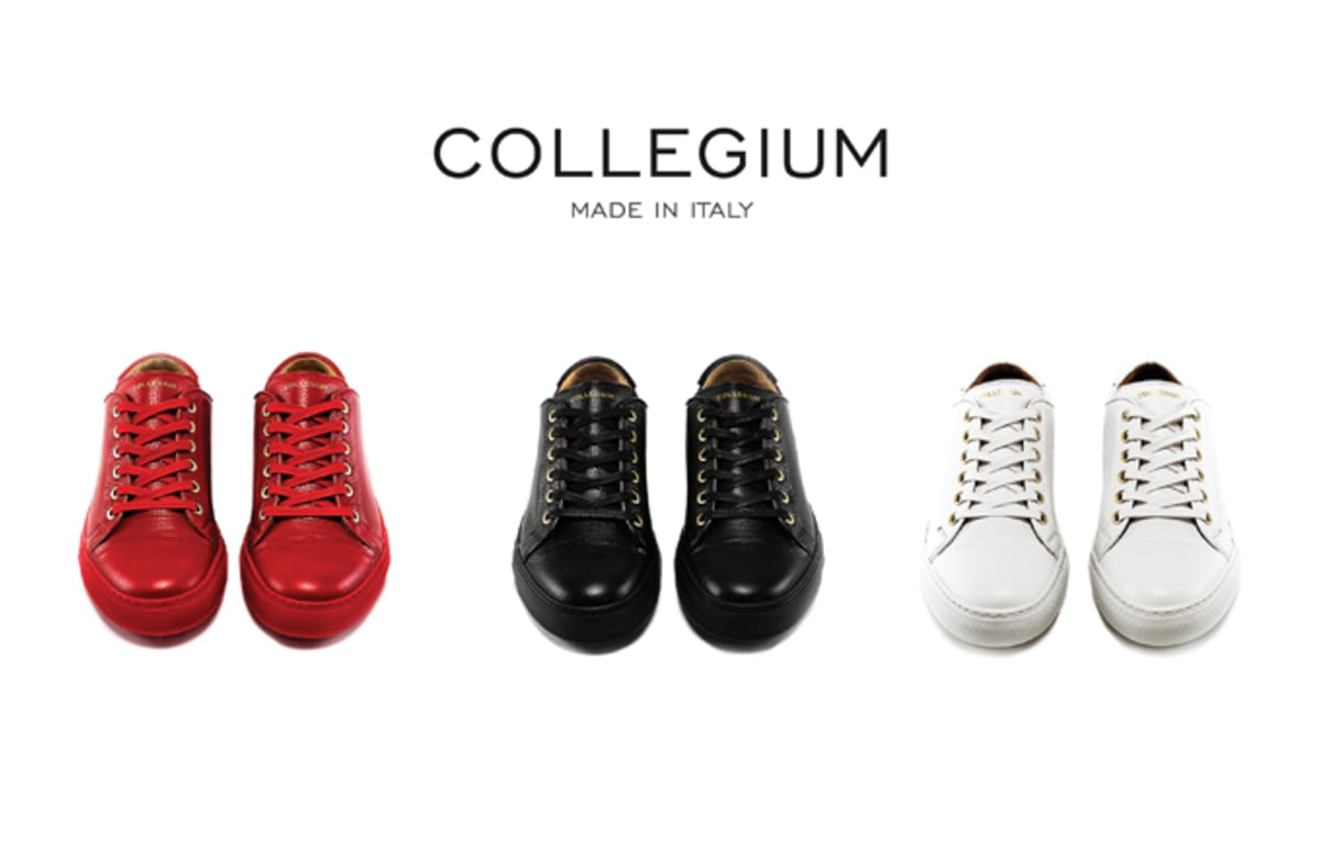 New Brand Collegium Shoes Debuts Today