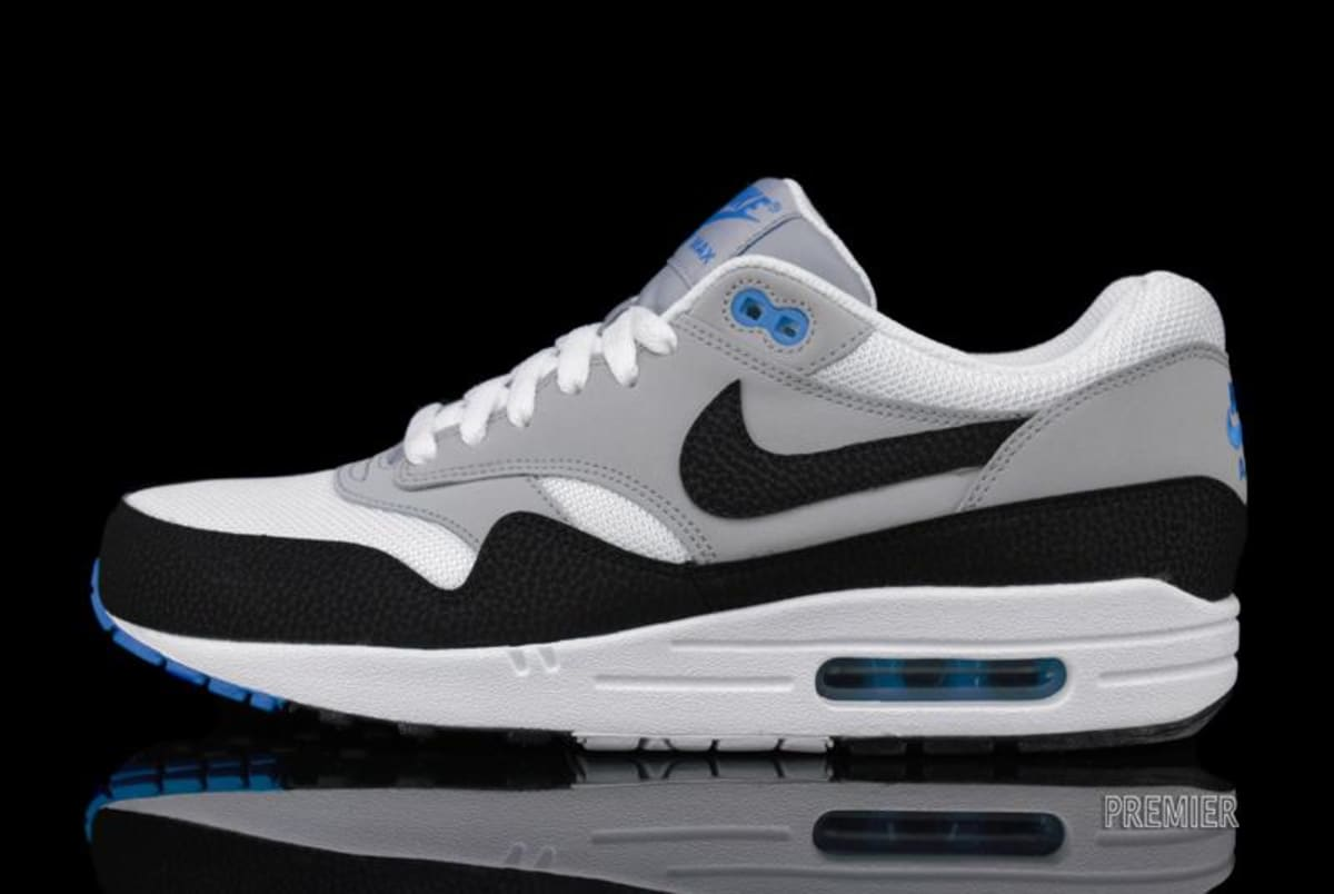 nike air max 1 essential white black wolf grey photo blue complex. Black Bedroom Furniture Sets. Home Design Ideas