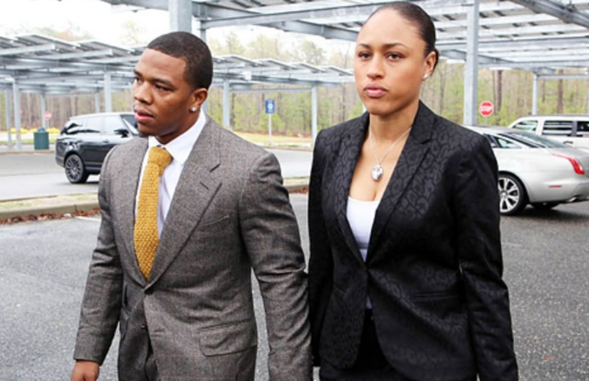 ray rice domestic violence