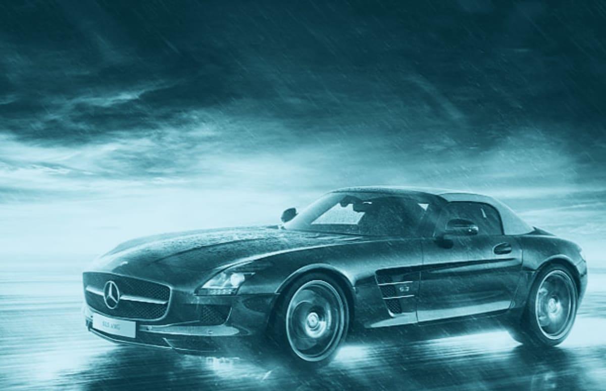 Mercedes benz sls 23 25 mercedes benz sls photos that for Mercedes benz make