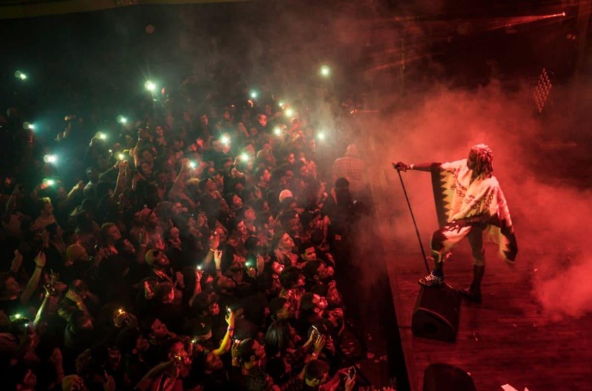 The Complex Rock Tour