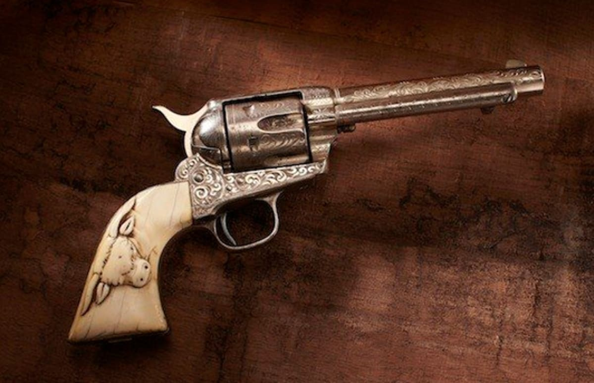Teddy roosevelt guns to be displayed at nra national - New Nra Museum In Missouri Displays The Most Famous Guns Of All Time Complex