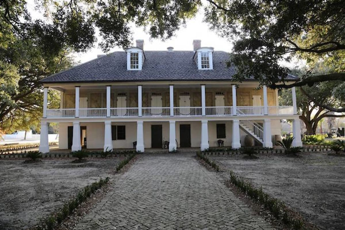 "Plantation Where ""Django Unchained"" Was Filmed Is Now the First Slavery Museum in America"