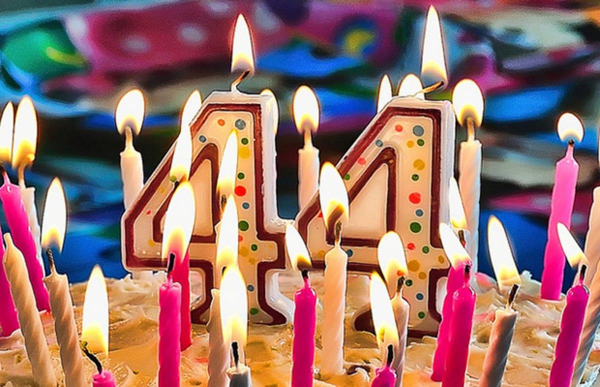 Поздравление с днем рождения мужчина 44 года прикольные