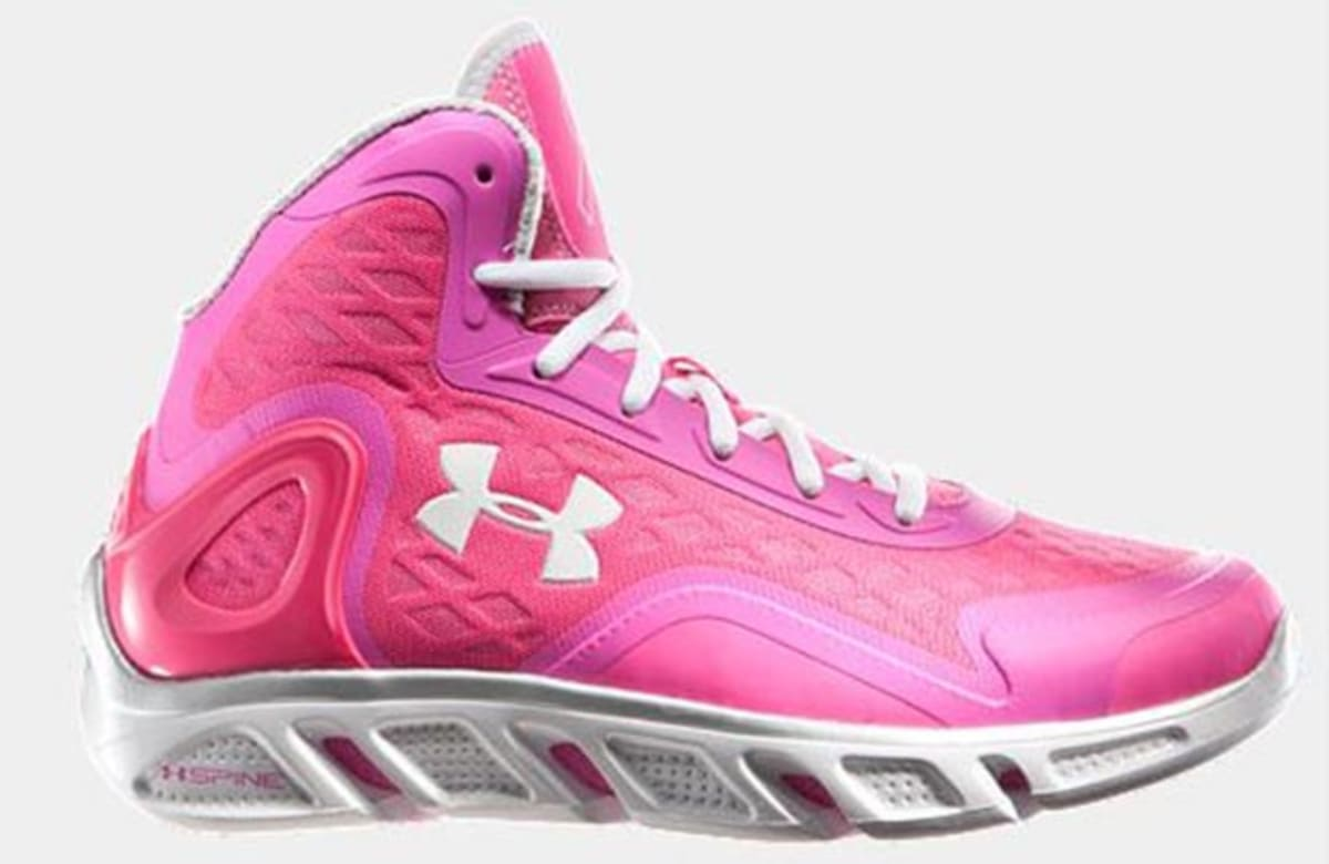 Under Armour Spine Bionic Red Under Armour Sp...