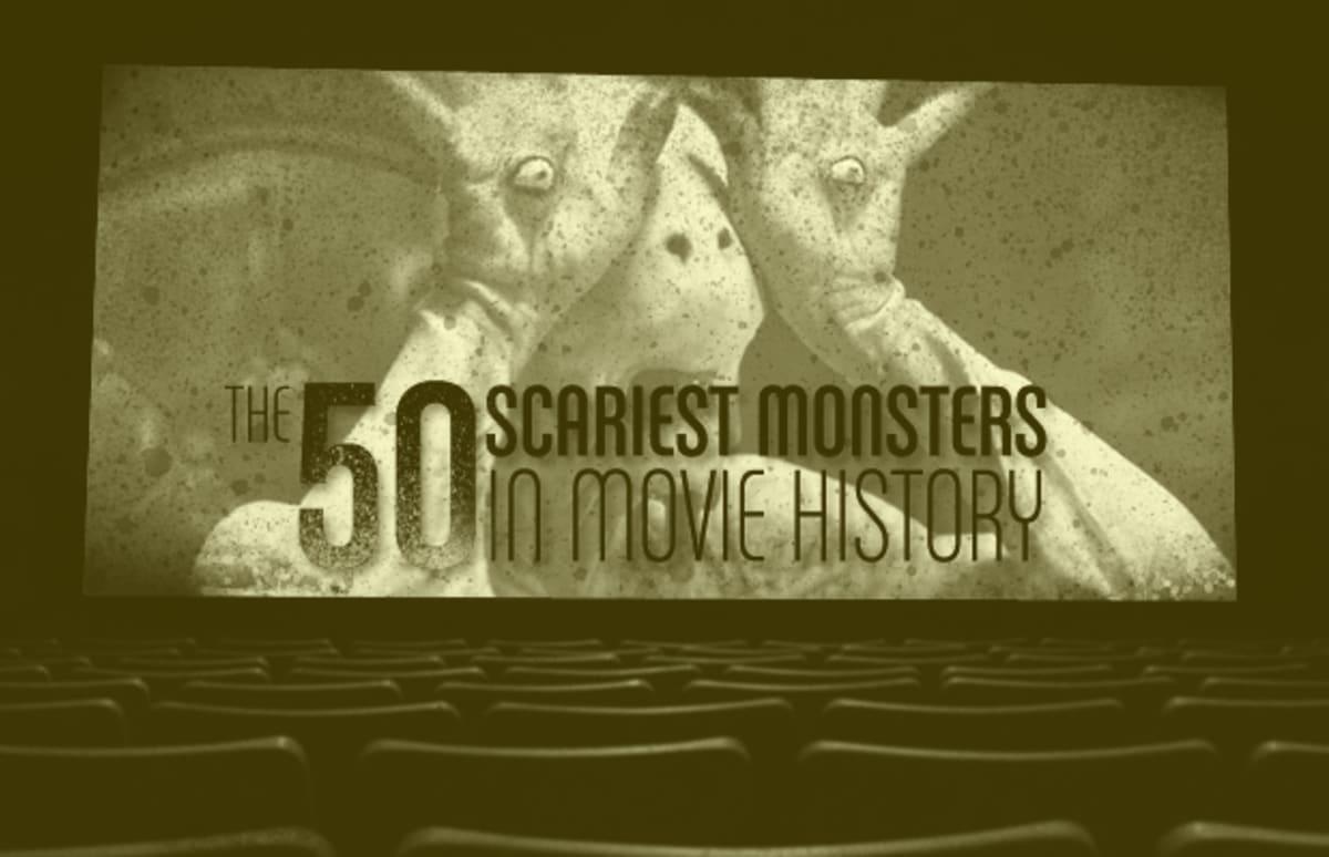 S Horror Movie Little Round Creatures