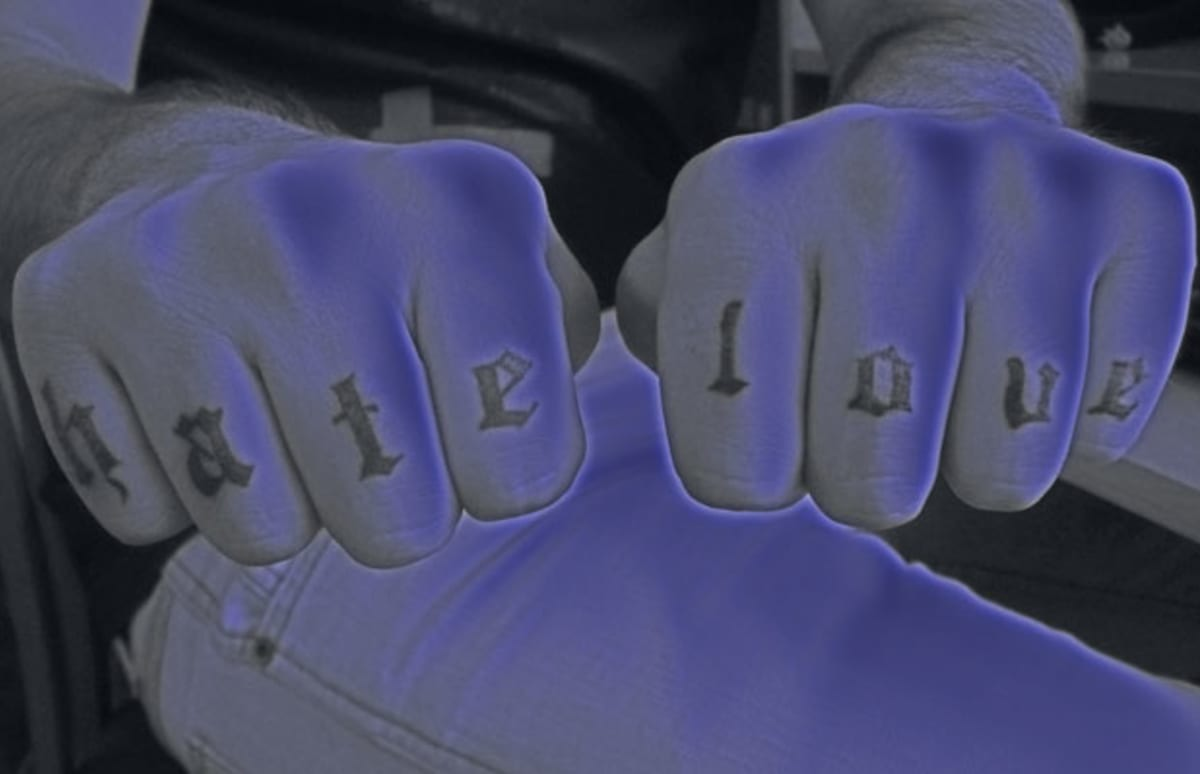 Hate Or Love The 10 Best Knuckle Tattoos Complex