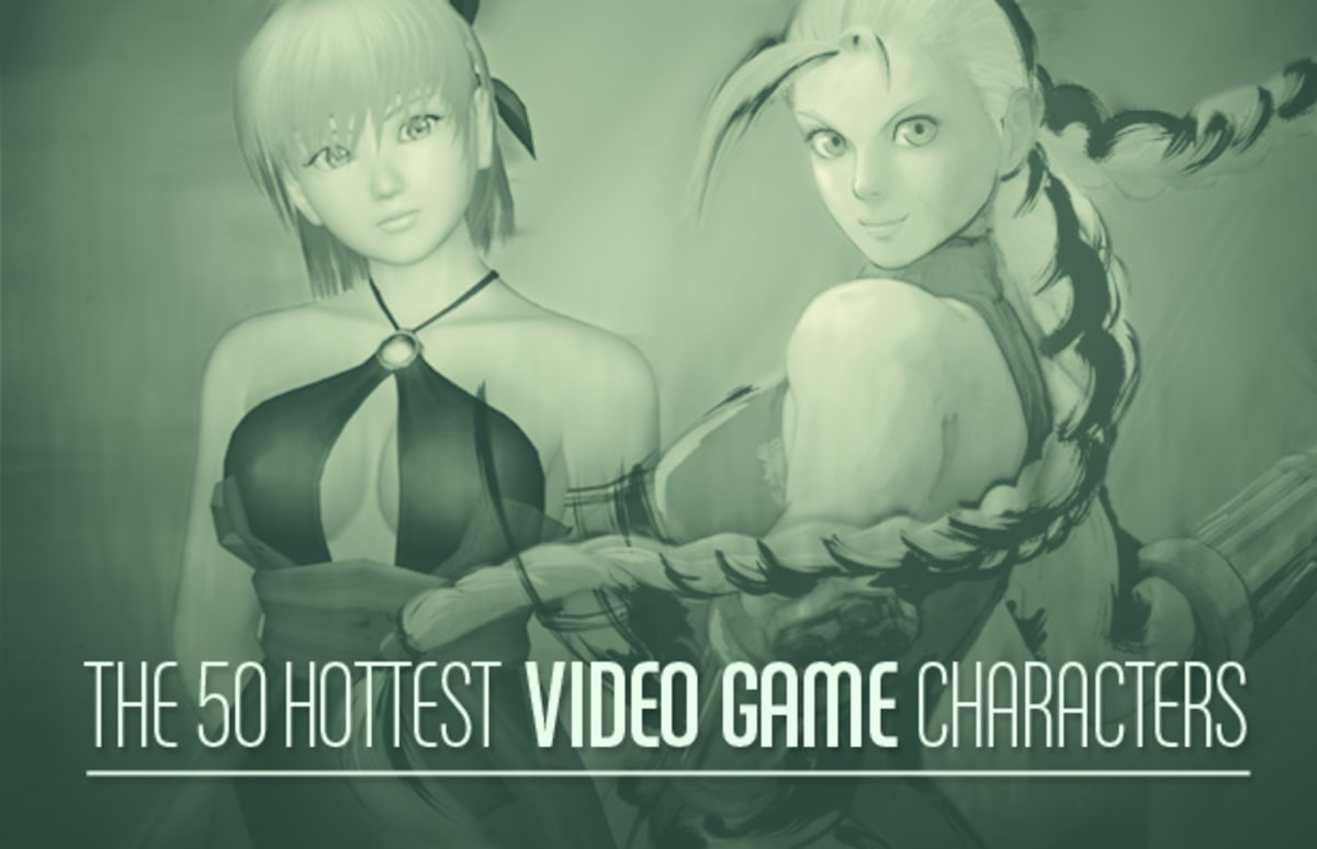 Porno Tubr Hot Video Game Characters Porn