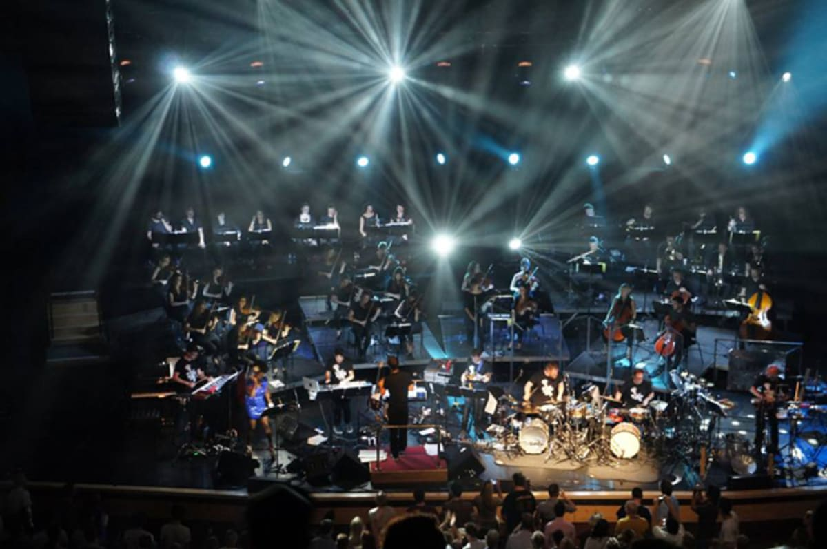 Watch this beautiful rendition of goldie 39 s timeless by for The heritage orchestra