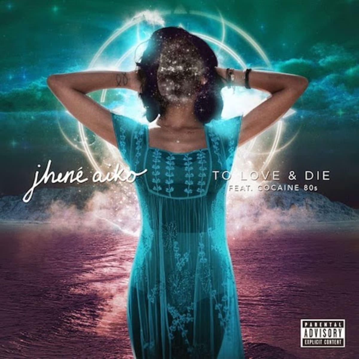 """Listen to Jhene Aiko's """"To Love & Die"""" f/ Cocaine 80's ..."""