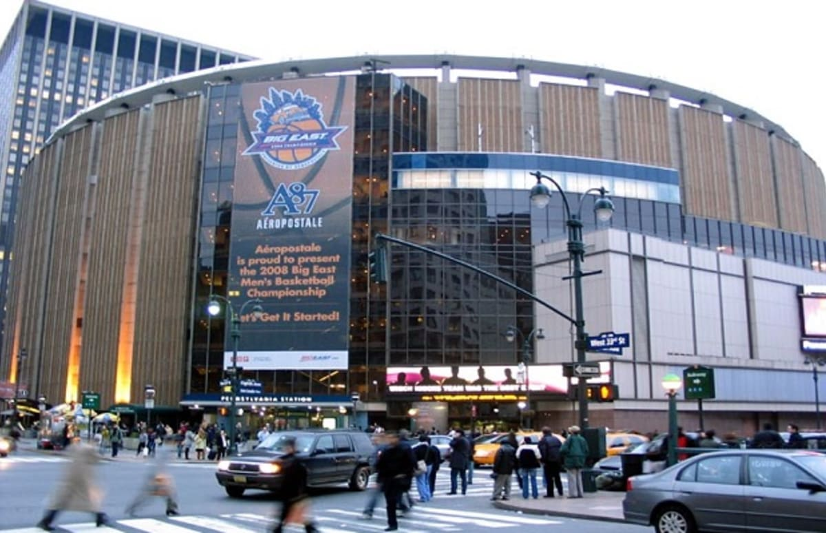 Madison Square Garden Will Have To Move In 10 Years Complex