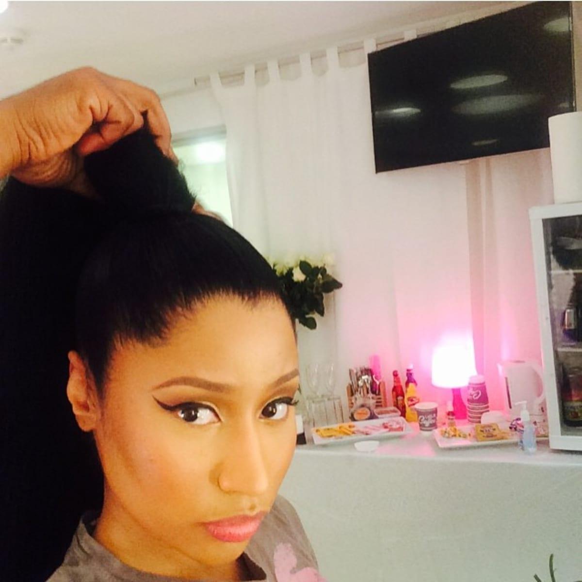 Nicki Minaj Will Co Star In Barbershop 3 Complex