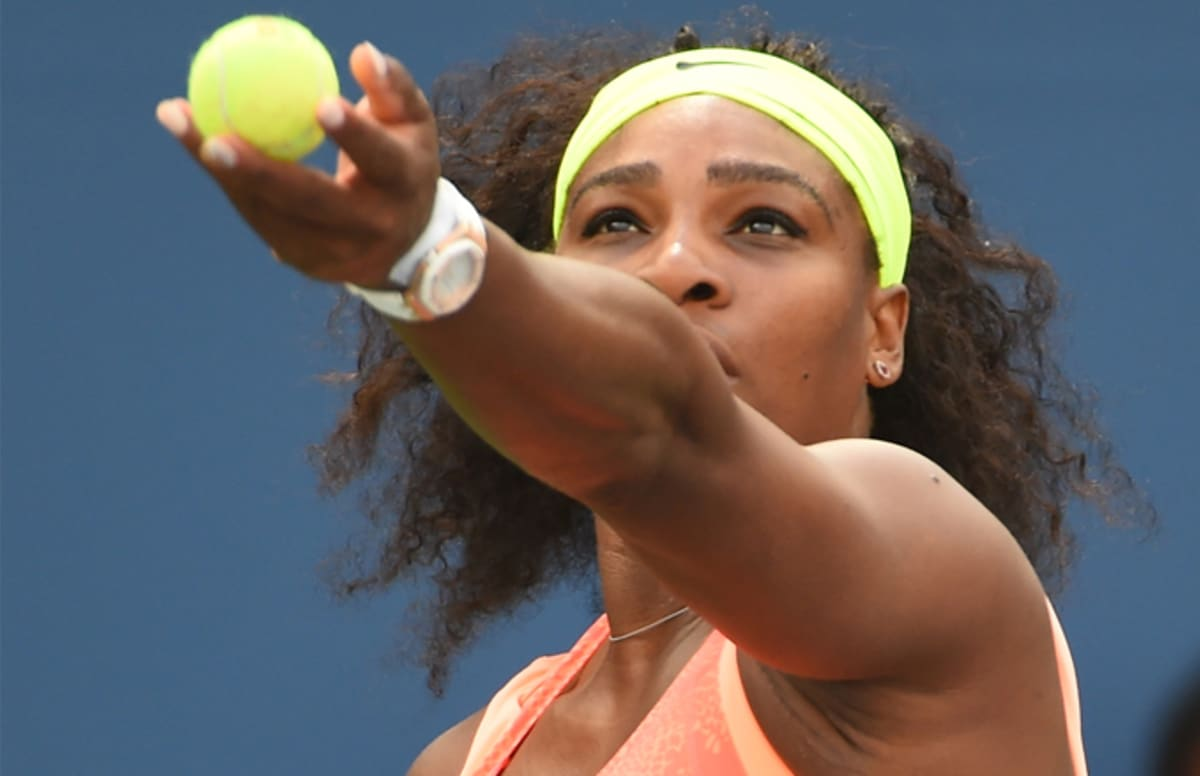 """Serena Williams' Childhood Coach: """"She Will Be No. 1 in the World, Or She Will Go to Jail"""""""