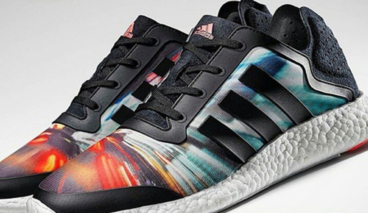 adidas pure boost camo foot locker