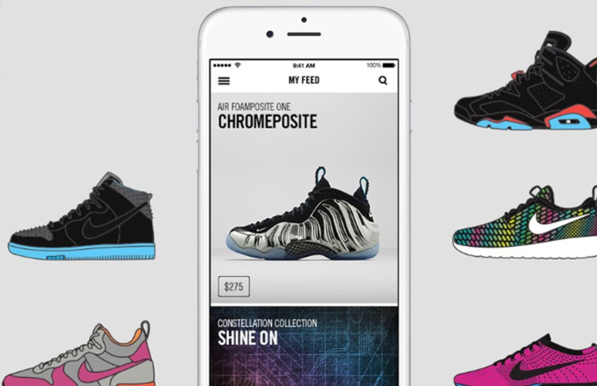 Nike's SNKRS App Is Now Available to Everyone | Complex