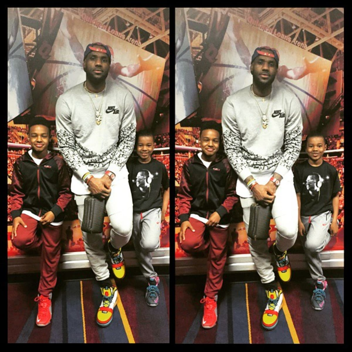 lebron 6 stewie. king james just stunted on everyone in a pair of \ lebron 6 stewie