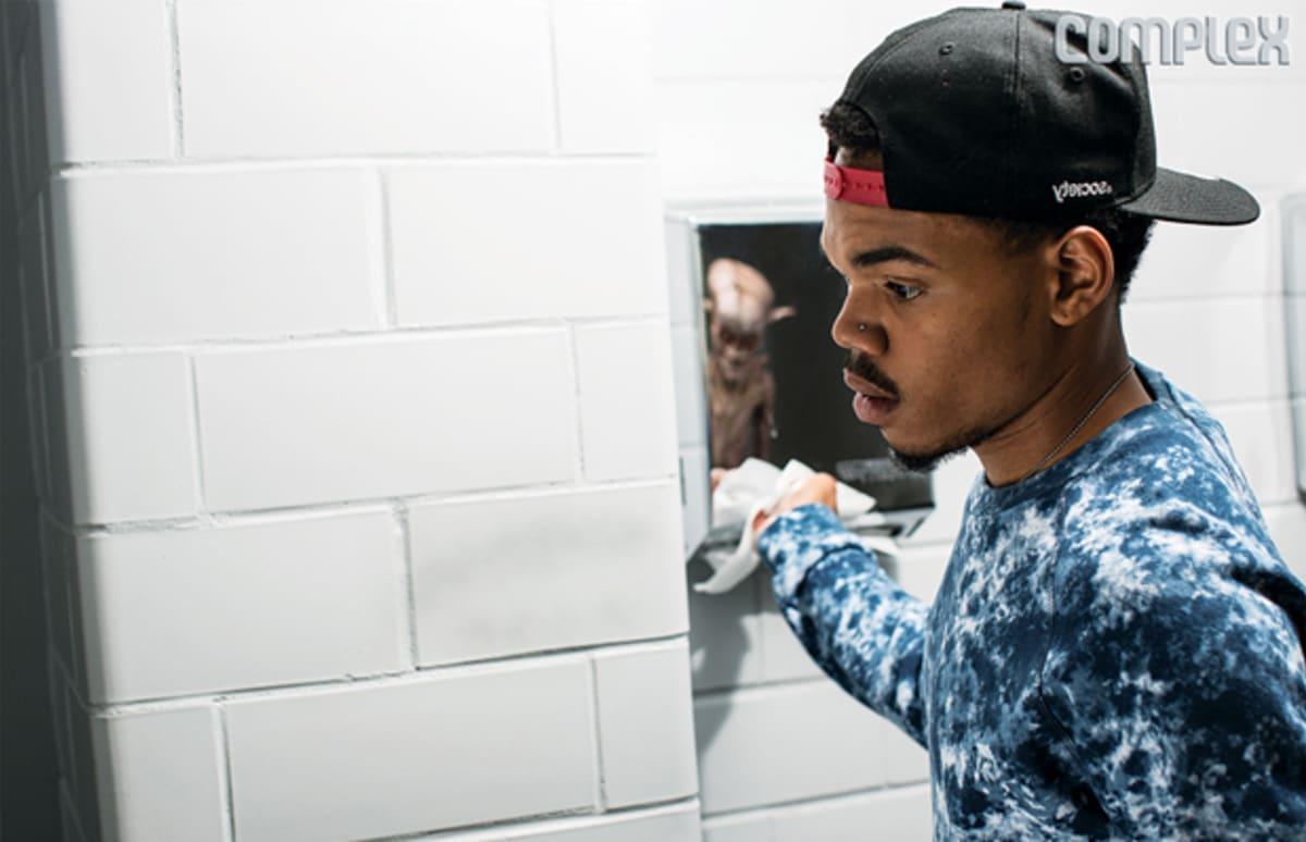 Chance The Rapper's 25 Favorite Albums
