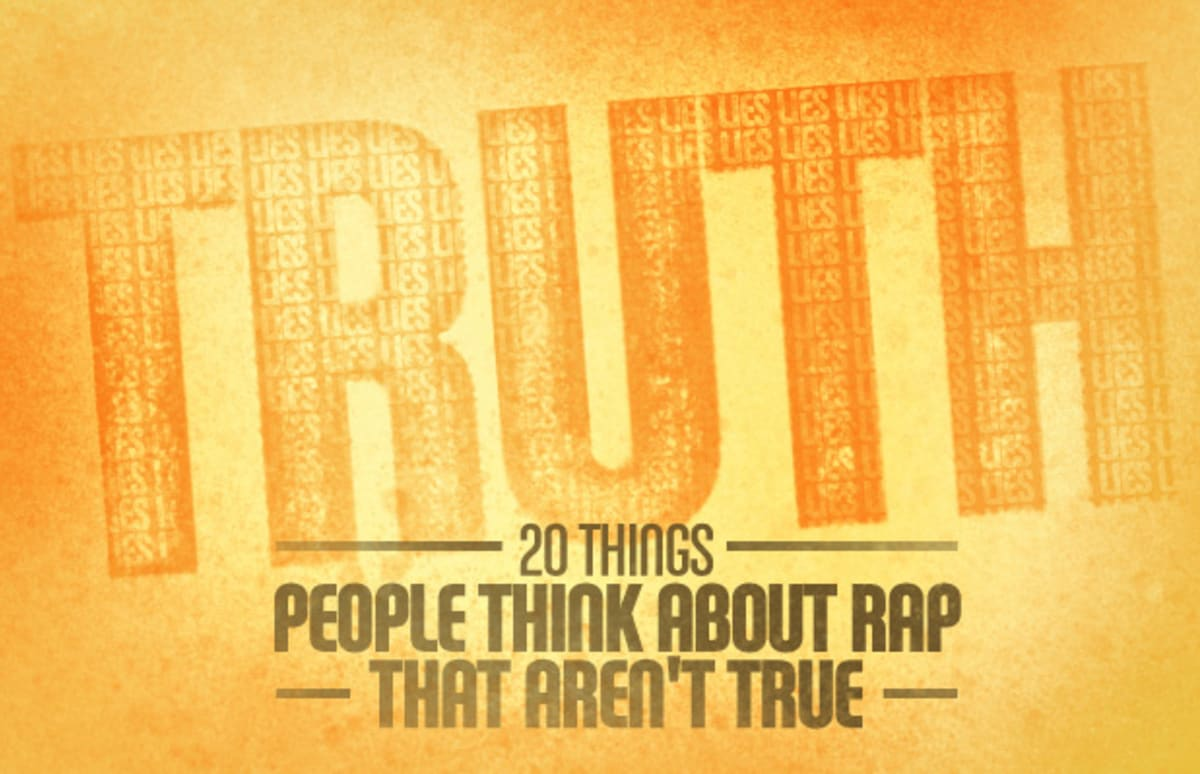 Timberland Hates Black People 20 Things People Think About Rap