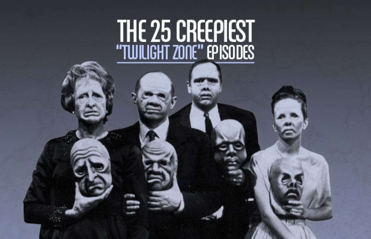 The Creepiest Twilight Zone Episodes Complex - These 20 creepy mannequins are the stuff nightmares are made of