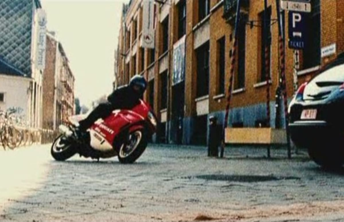 The Expendables 2010 20 Best Ducatis In Movies Complex Ducati Diavel Fuse Box