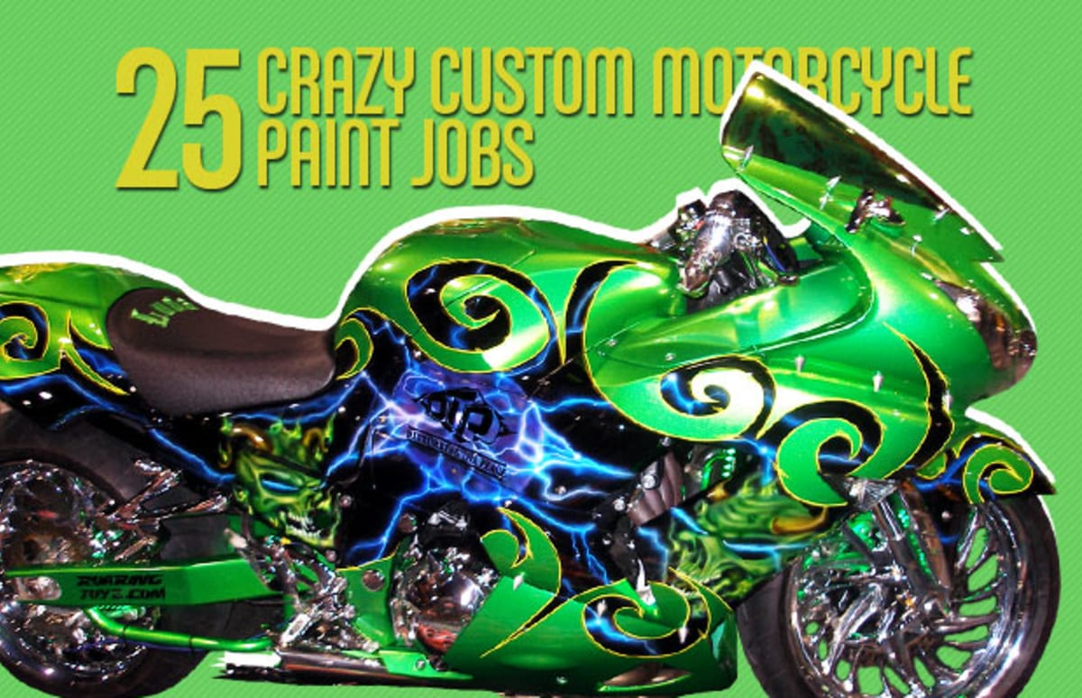S Chopper Paint Jobs
