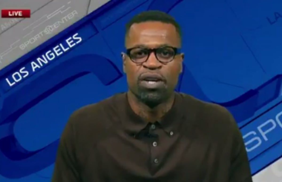 "Stephen Jackson Says ""Snitches Get Stitches"" When Asked About D"