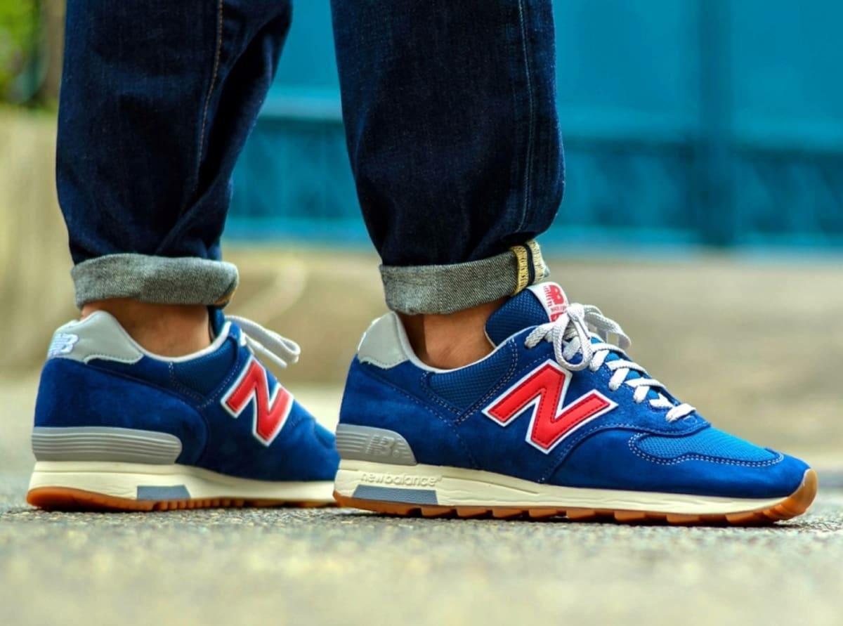 new balance 1400 navy blue