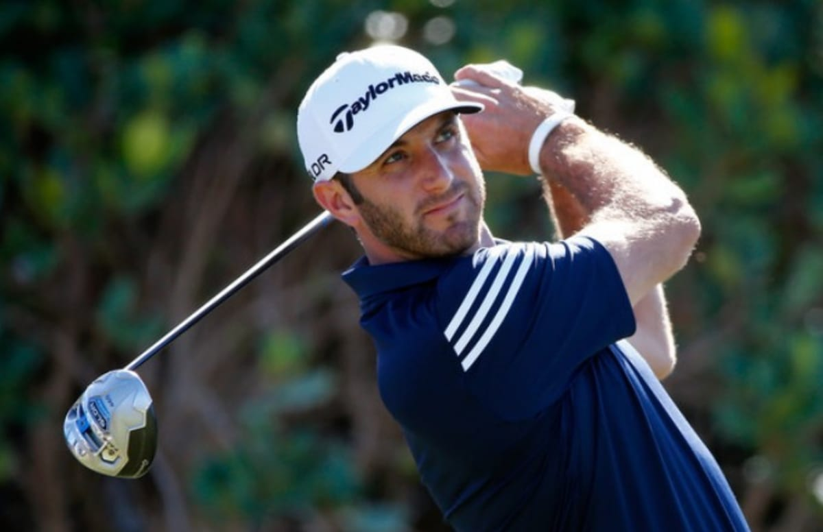 Pro Golfer Dustin Johnson Suspended From PGA Due to Cocaine Use