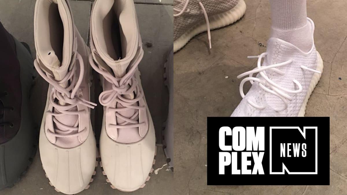 Kanye West Unveils Yeezy 1050 Boot  535451298b76