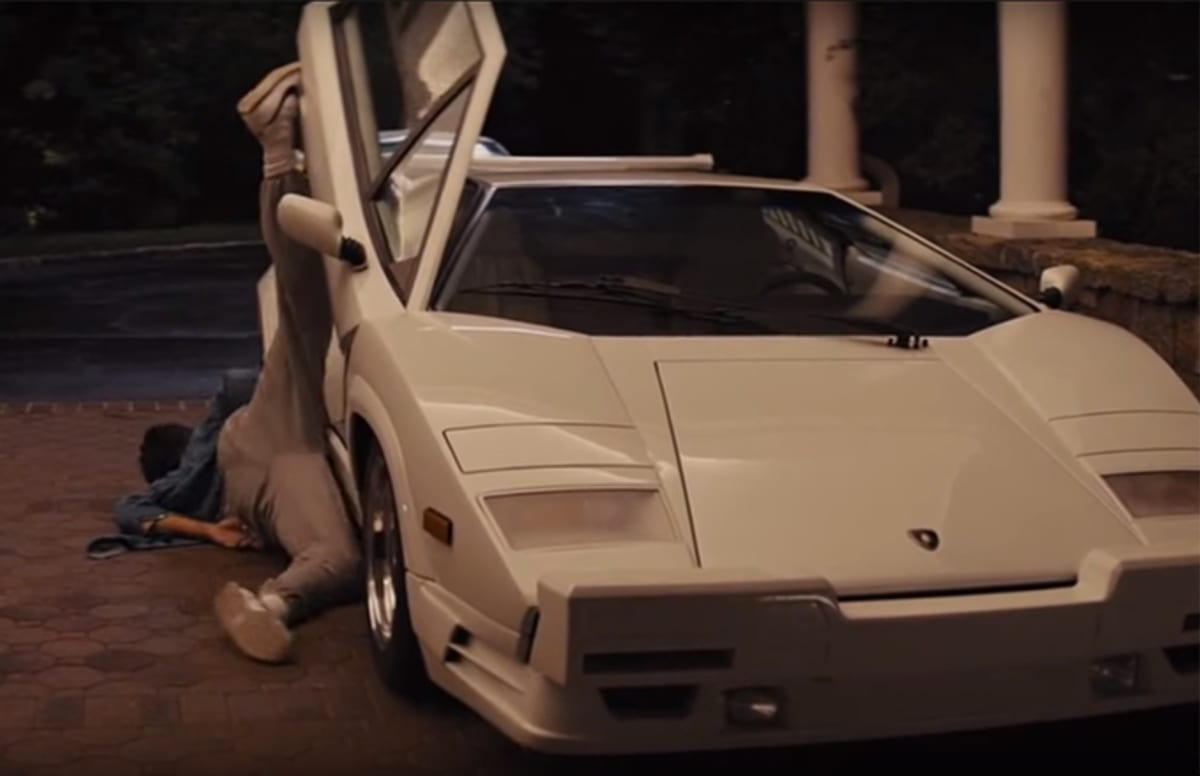 The Real Wolf Of Wall Street Sports Car Is Up For Sale