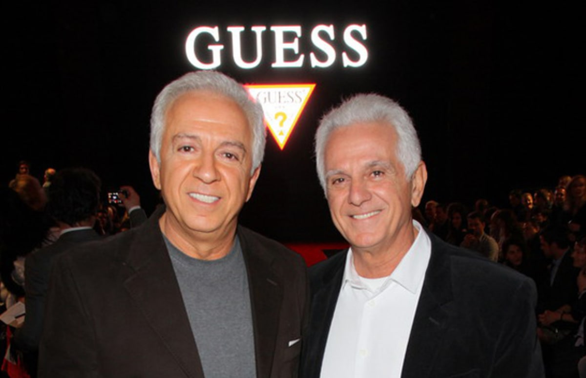 an introduction to the guess incorporated founded by the marciano brothers One of the brothers that co-founded the brand guess, inc was injured after crashing his car into a tree in beverly hills.
