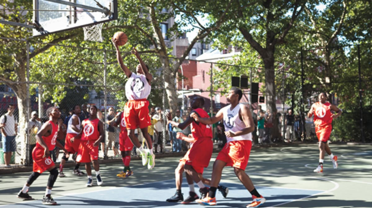 What is streetball streetball and what are the rules