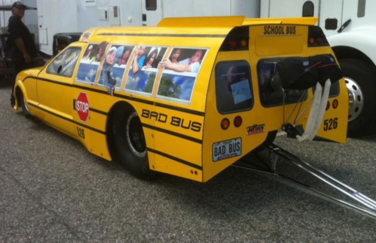 two iowa bus drivers were fired for drag racing with kids inside complex. Black Bedroom Furniture Sets. Home Design Ideas