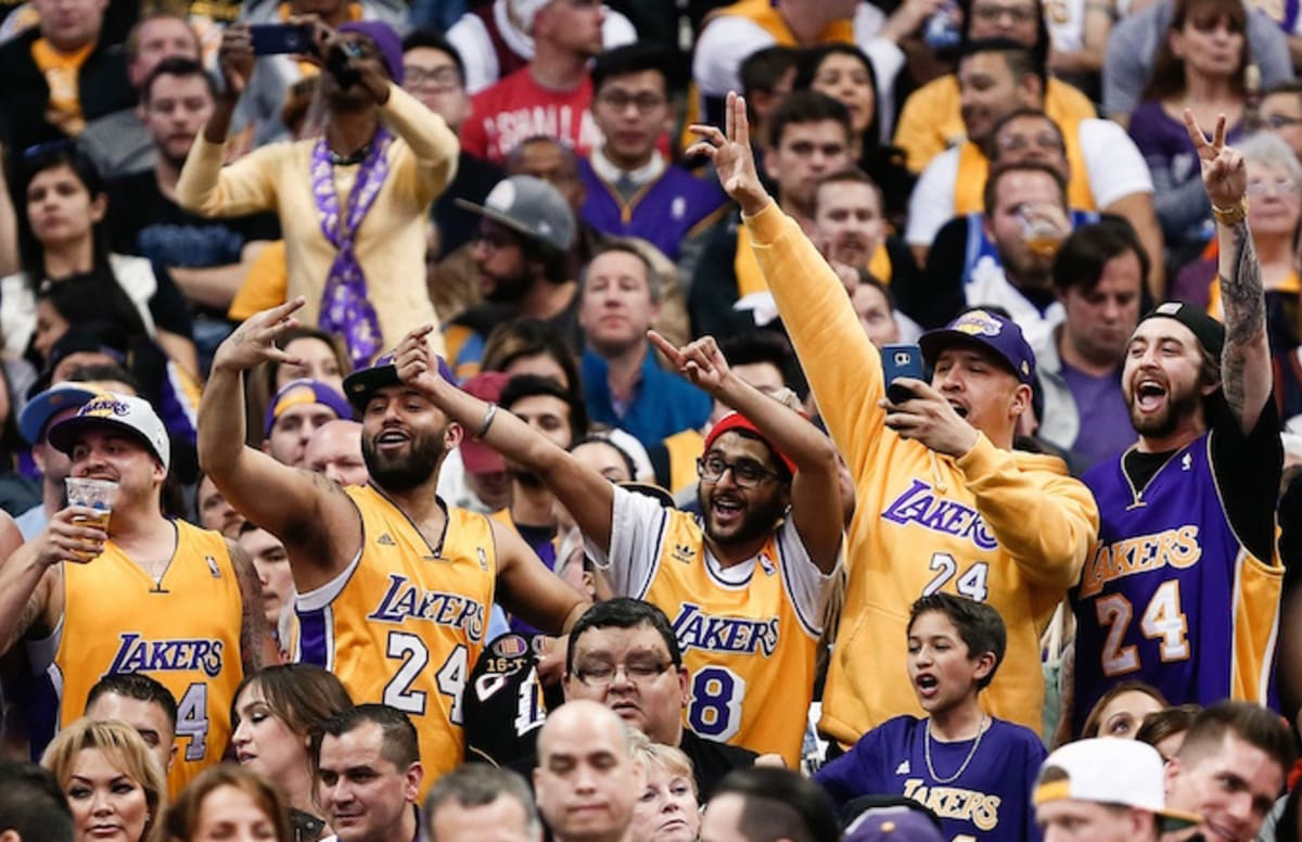Agent Lakers Los  Free Twitter Over Angeles Trashes