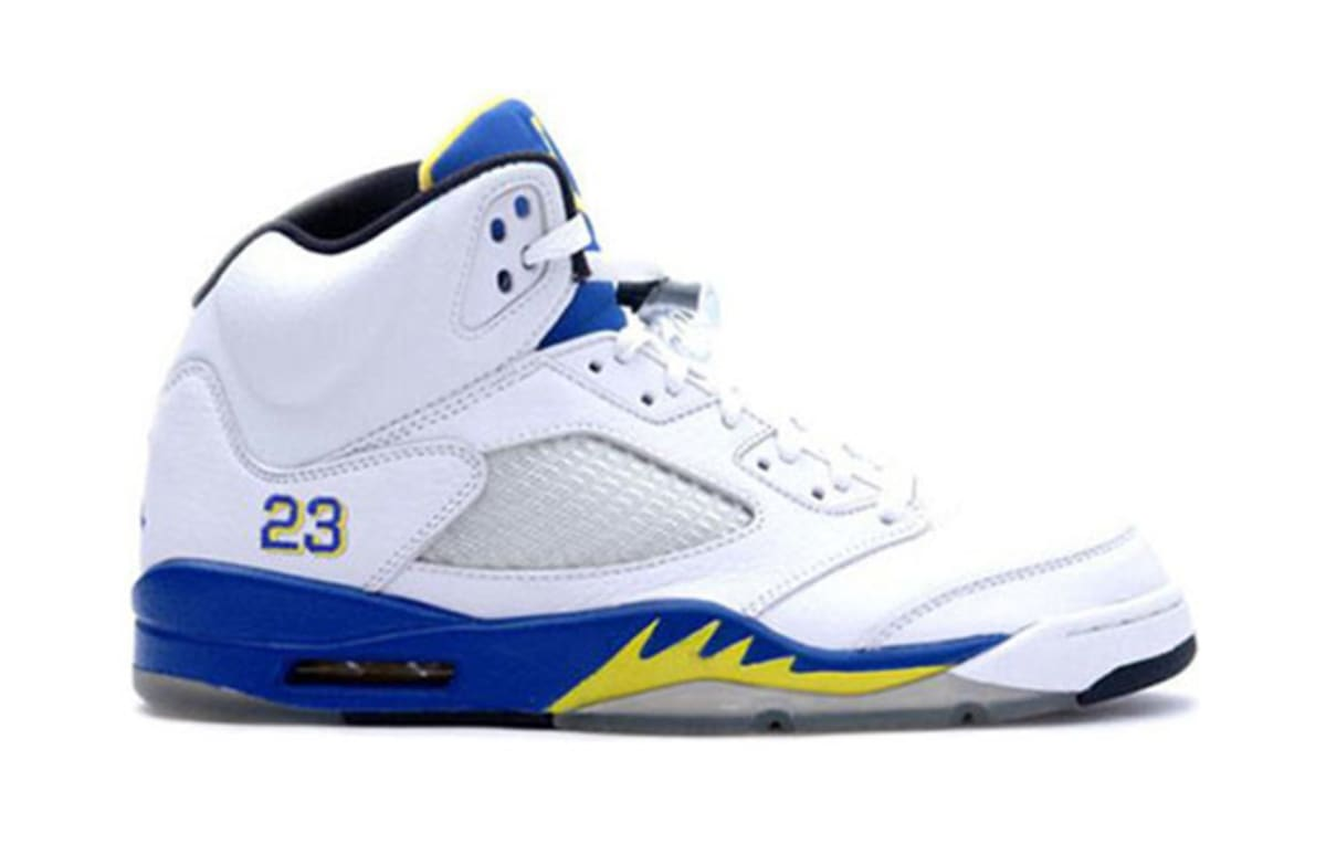 wholesale dealer aedf1 58a34 10 Reasons You Should Have Bought the Laney Air Jordan 5s