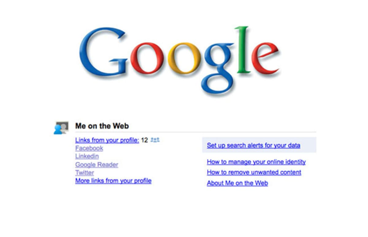 google yourself Have you ever googled yourself if you're like the majority of internet users, you've probably done this a time or two to see what shows up in organic search results for your own your name, just out of curiosity chances are, if you have a fairly unique name and have published content on the web.