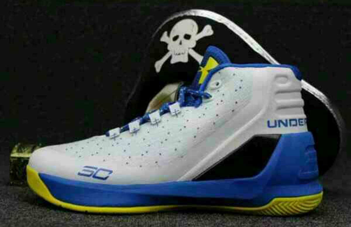Under Armour Curry 3 Upcoming Colorways Complex