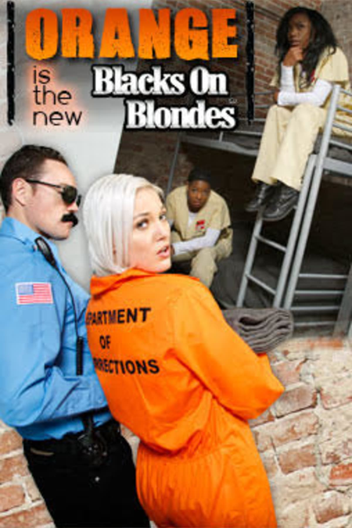 Orange Is The New Black Gets Its Inevitable Porn Parody -4438