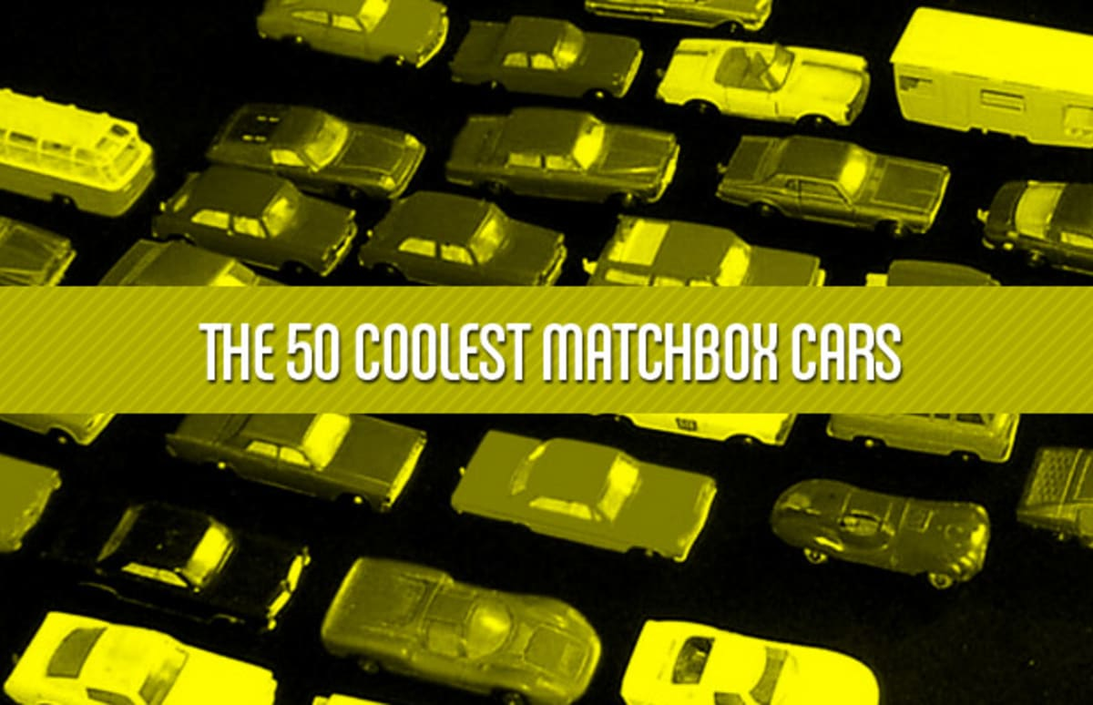 1966 Opel Diplomat Gallery The 50 Coolest Matchbox Cars