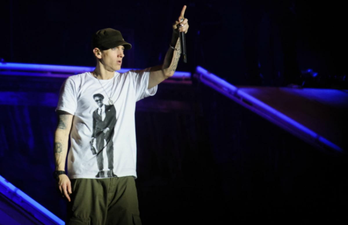 Eminem, Lady Gaga & Kendrick Lamar Nominated for YouTube ...