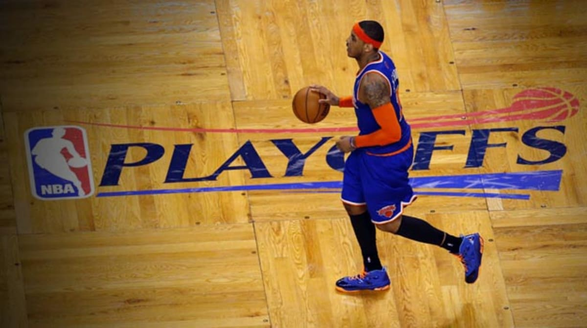 finest selection 265d8 ee7e5 By The Numbers  Carmelo Anthony Stats For Each Sneaker Worn In The 2012-13 NBA  Season